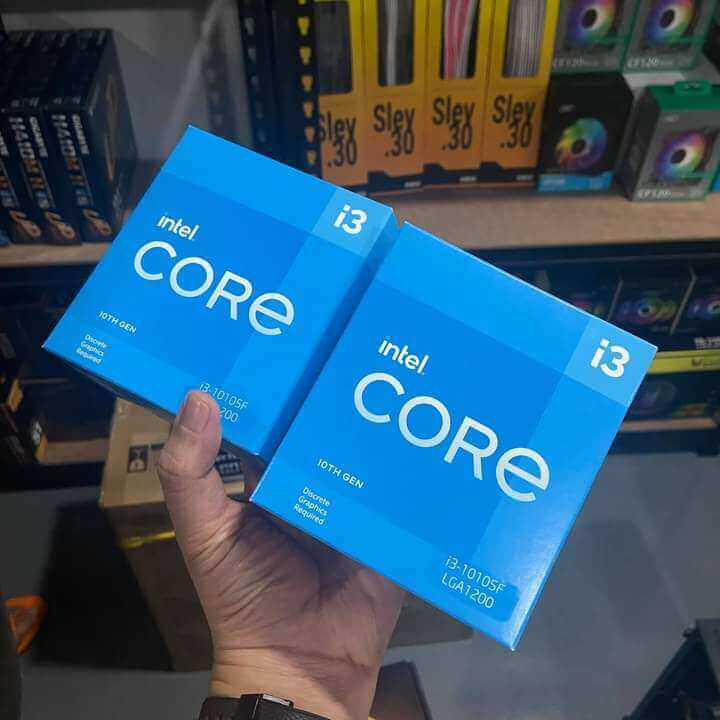 CPU Intel Core i3-10105F - songphuong.vn